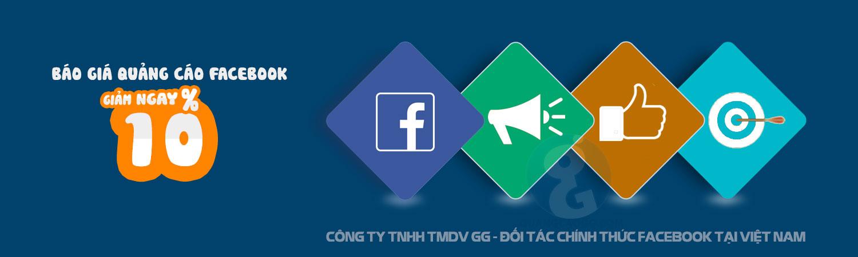 Khuyến mãi quảng cáo Facebook giảm 10%